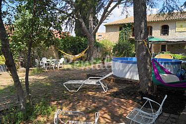 Elegante Jardín Girona/Gerona Crespià Casa en entorno rural