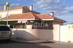 Apartamento para 4 personas a 50 m de la playa Murcia