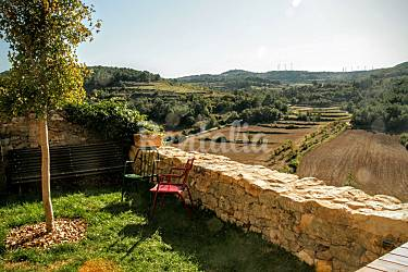 Villa Jardín Lleida/Lérida Vallbona de les Monges Casa en entorno rural
