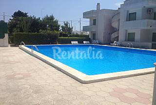Apartment with 1 bedroom only 50 meters from the beach Lecce