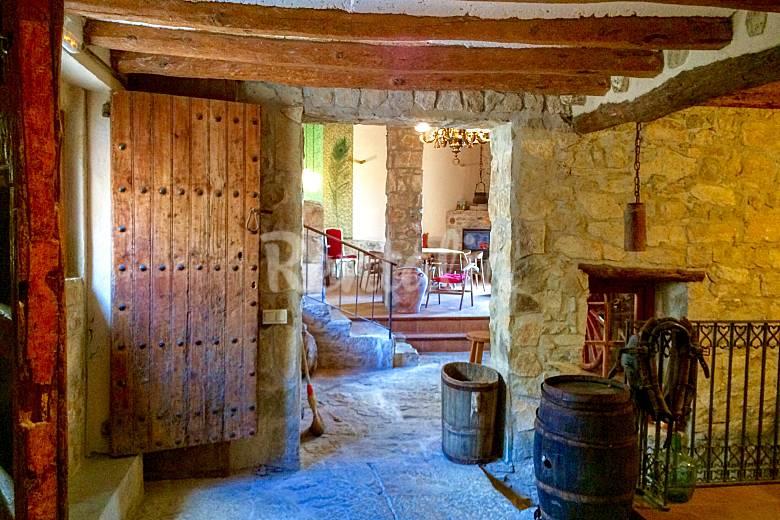 Villa Interior del aloj. Lleida/Lérida Vallbona de les Monges Casa en entorno rural