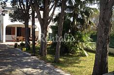 House for 4-6 people only 500 meters from the beach Lecce