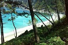 Apartamento de 2 habitaciones a 10 km de la playa Asturias