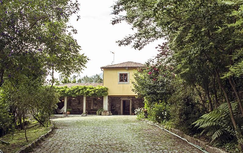 Casa Exterior da casa Viana do Castelo Viana do Castelo Villa rural - Exterior da casa
