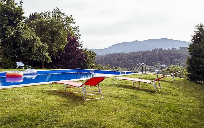 Casa Piscina Viana do Castelo Viana do Castelo Villa rural - Piscina
