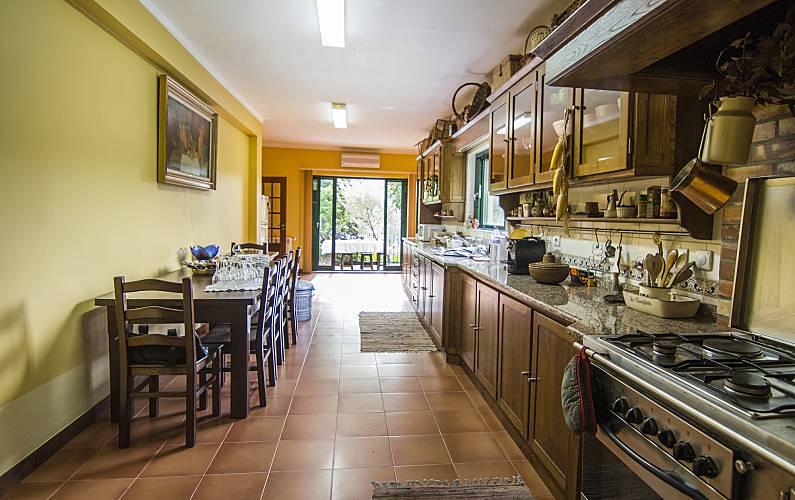 Casa Cozinha Viana do Castelo Viana do Castelo Villa rural - Cozinha