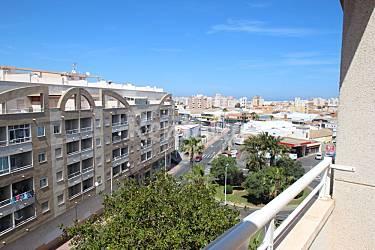 Apartamento en alquiler a 1400 m de la playa torrevieja alicante costa blanca - Alquilar apartamento en torrevieja ...