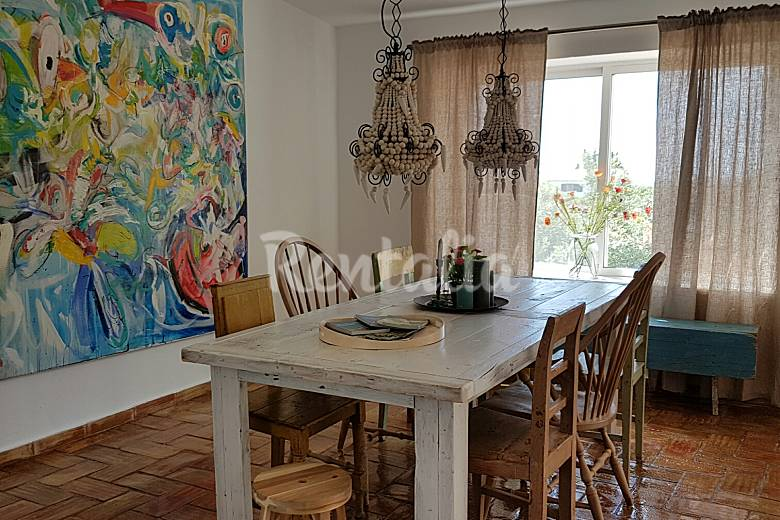 Villa de 3 habitaciones a 8 km de la playa Algarve-Faro