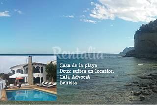 2 Apartamentos para 2 personas a 200 m de la playa Alicante