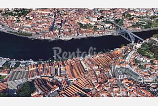 Apartment for 4 people in Gaia, 5 min. from Porto Porto
