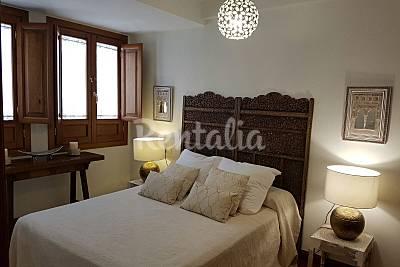 Espectacular apartamento con vistas a la Alhambra Granada
