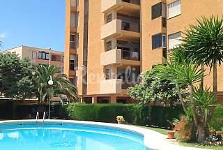 Apartamento en alquiler-1a línea playa JaveaArenal Alicante