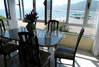 Apartment with 3 bedrooms on the beach front line Cantabria