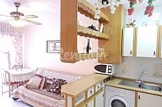 Se alquila apartamento en la segunda línea del mar de 43 m2. Alicante