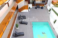 Se alquila apartamento de dos dormitorios en un moderno complejo en 2015 Residencial Alegría, que es reconocido como el mejor proyecto del año 2015 en Torrevieja! Alicante