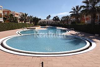 Apartment for 4-6 people only 250 meters from the beach Alicante