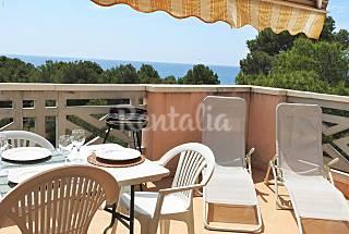 Apartamento, Terraza vistas Mar. Playa 50m.Parking Castellón
