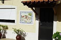Casa para 3-4 pessoas a 3 km da praia Leiria