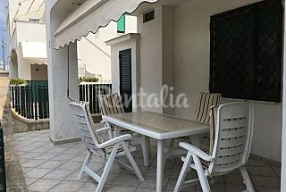 House for 6-8 people only 50 meters from the beach Lecce