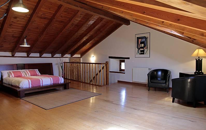 Casa Habitación Soria Arévalo de la Sierra Casa en entorno rural - Habitación