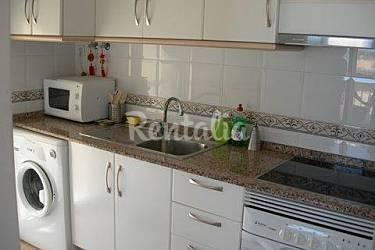 Apartment Kitchen Murcia Mazarrón Apartment