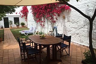 Casa con gran patio en Ciutadella Menorca
