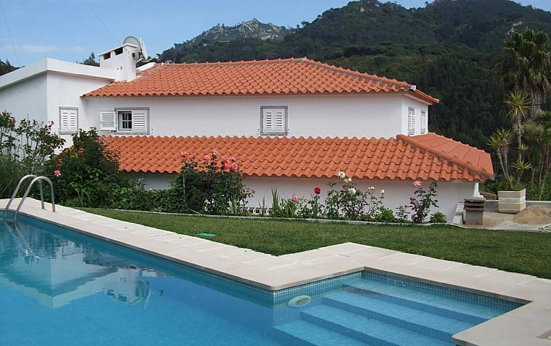 House Outdoors Lisbon Sintra villa - Outdoors