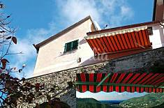 House for 6 people 2.5 km from the beach La Spezia