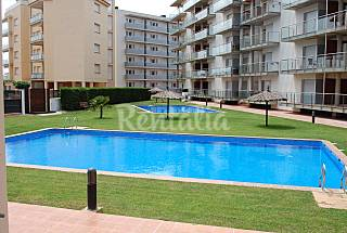 Apartment with 2 bedrooms only 1000 meters from the beach Girona
