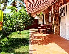 Appartement met groot terras en tuin Tenerife