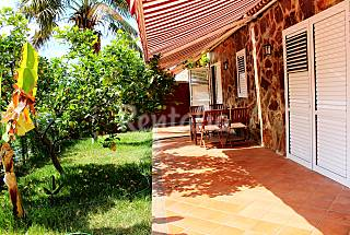 Appartement avec grande terrasse et jardin Ténériffe