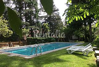 Villa with 6 bedrooms Navacerrada Madrid