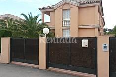 Villa de 4 habitaciones a 400 m de la playa Castellón