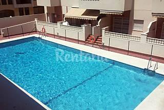 Apartamento 1 dormitorio a 500mt de la playa Almería