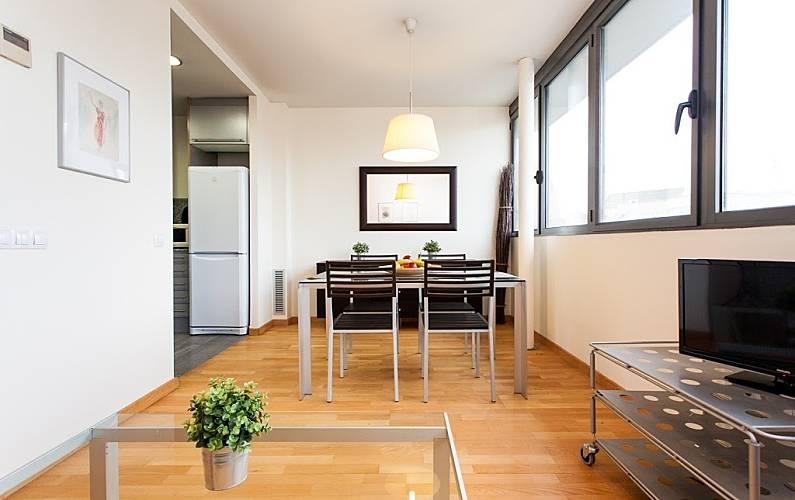 Appartamento per 4 persone nel centro di barcellona for B b barcellona economici centro