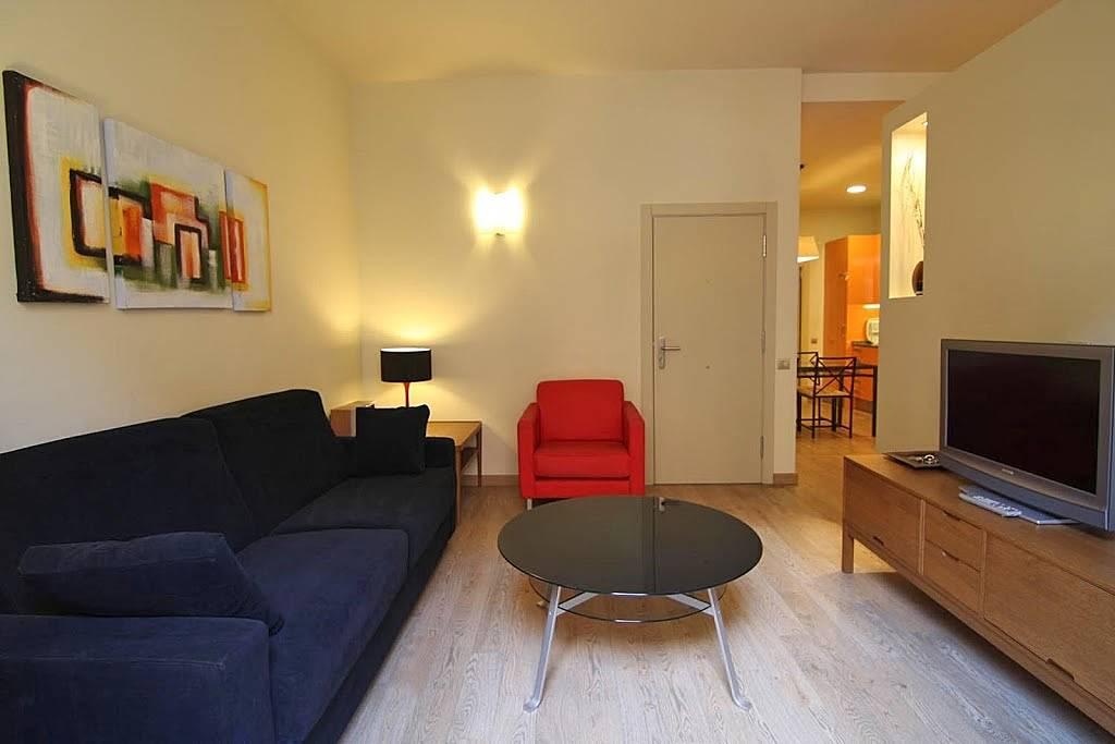 Appartamento per 4 persone nel centro di barcellona for Affitti barcellona spagna