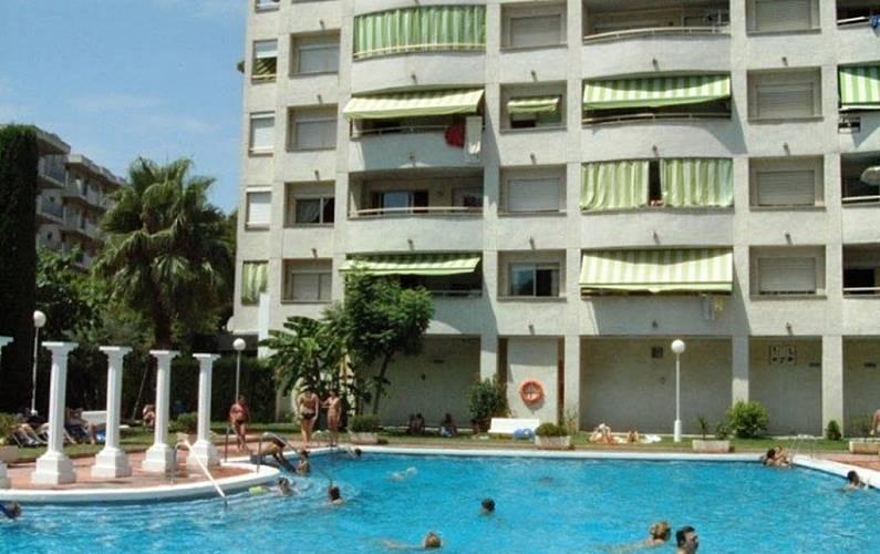 Apartamento para 4 personas en lli de vall salou tarragona costa dorada - Apartamentos salou personas ...