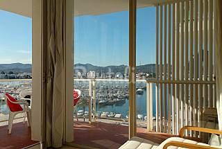 Apartment with 1 bedrooms only 150 meters from the beach Ibiza