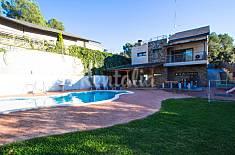Casa para 10 personas en Sant Llorenç Dels Pins Barcelona