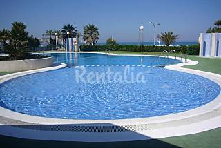 Apartamento 1ª linea de playa en Cullera Valencia