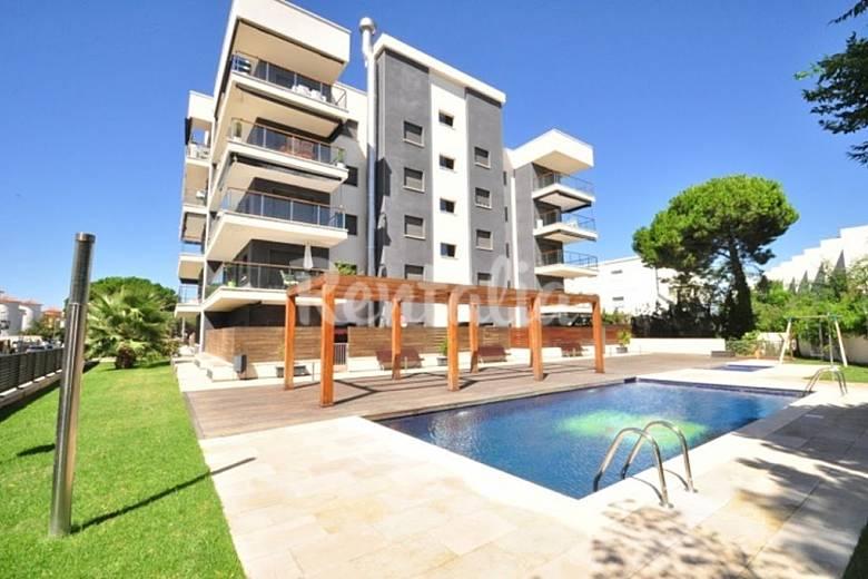 Apartamento en alquiler en cambrils badia cambrils tarragona costa dorada - Apartamentos de alquiler en cambrils ...
