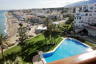 Apartamento 1ª Linea de Playa Málaga