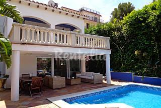 Villa en Sitges para 11-13 personas Barcelona