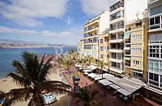 Increíbles vistas desde el balcón Gran Canaria