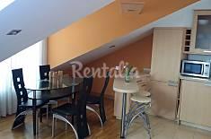 Apartamento de 2 habitaciones a 900 m de la playa Asturias