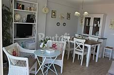 Acogedor apartament frente al mar con gran terraza Valencia