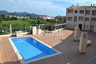 Fabuloso alojamiento en el centro con piscina! Girona/Gerona