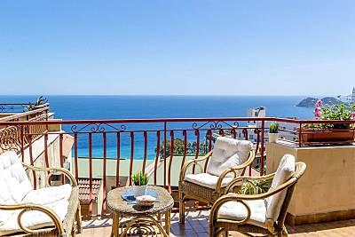 Villetta indipendente vista mare Messina