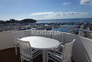 Santa Eulalia Beachfront Apartment Ibiza