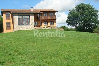 Maison de 5 chambres avec jardin privé Asturies